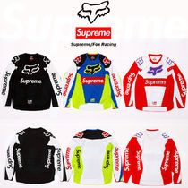 12 week SS18 Supreme Fox Racing  Moto Jersey Top