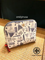 即発 TORY BURCH★KERRINGTON COSMETIC CASE*可愛い