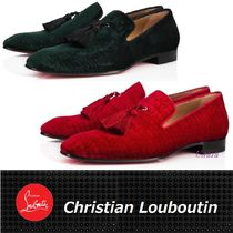 【Christian Louboutin】2色展開★Officialito Flat ローファー