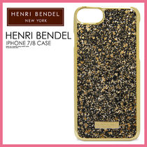 即納★HENRI BENDEL GLITTER CASE FOR IPHONE 7/8★400002062806