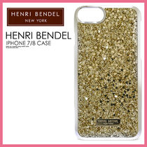 即納★HENRI BENDEL GLITTER CASE FOR IPHONE 7/8★400002113362