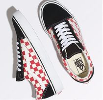 VANS☆OLD SKOOL CHECKERBOARDチェック(22‐28㎝)VN0A38G135U