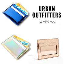 Urban Outfitters メタリック カードケース