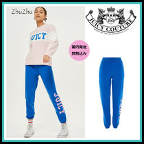 Juicy by Juicy Couture★Logo Varsity Joggers★国内発送