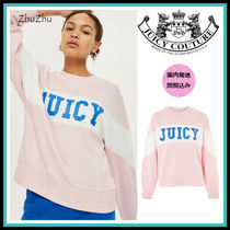Juicy by Juicy Couture★Colour Block Sweatshirt★国内発送