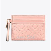 【2018SS】TORY BURCH FLEMING スリム カードケース Shell Pink