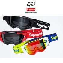 送関込 Week12 Supreme x Fox Racing Vue Goggles 3色 ゴーグル