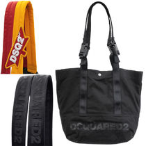 DSQUARED2 トートバッグ Colorful Handles TTM0001-636000012124