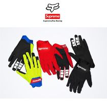 Week12 Supreme x Fox Racing Bomber LT Gloves 3色
