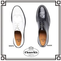 国内発送・関税込CHURCH'S TASMIN LACE-UP SHOES 2カラー♪