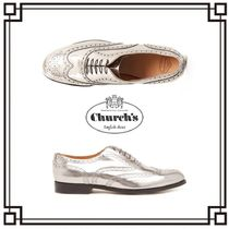 国内発送・関税込CHURCH'S BURWOOD3 LACE-UP SHOES