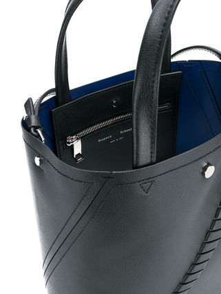Proenza Schouler トートバッグ 18SS PS116 HEX TOTE LARGE(4)