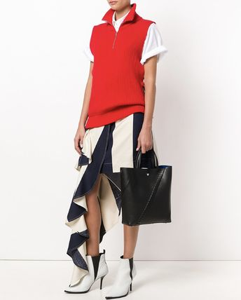 Proenza Schouler トートバッグ 18SS PS116 HEX TOTE LARGE(5)