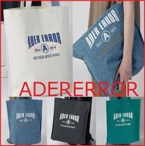 ADERERROR★正規品★Tab logo A-co bag トートバッグ/追跡付