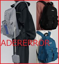 ADERERROR★正規品★Pouch backpack バックパック/安心追跡付