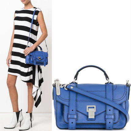 Proenza Schouler ハンドバッグ 18SS PS121 PS1+ TINY SATCHEL