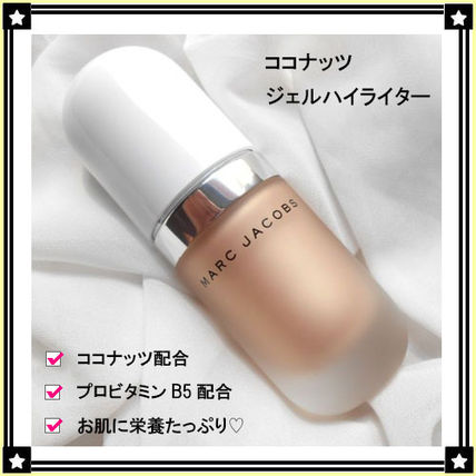 MARC JACOBS チーク MARC JACOBS☆Dew Drops☆ココナッツ ジェルハイライター