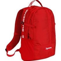 18S/S Supreme Backpack Red バックパック
