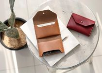 Funnymade(ファニーメイド) カードケース・名刺入れ 【Funnymade】 FOLDABLE CARD WALLET
