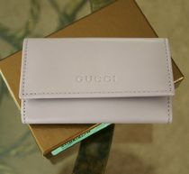 GUCCI Leather Key Chain/ Holder