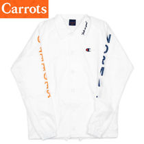 Carrots By Anwar Carrots(キャロッツ) ジャケットその他 JACKET VIRGILNORMAL×BEAMS×Champion×CARROTS 日本未上陸◇LA