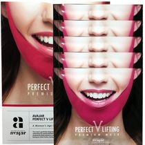 [avajar] PERFECT V LIFTING PREMIUM MASK  2枚
