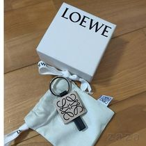 LOEWE VIP セール★ロエベ Anagram★Silver×Black
