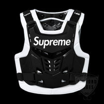 SS18 SUPREME FOX RACING PROFRAME ROOST DEFLECTOR VEST BLACK