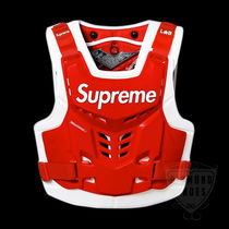 SS18 SUPREME FOX RACING PROFRAME ROOST DEFLECTOR VEST RED