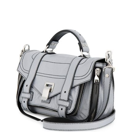 Proenza Schouler ハンドバッグ 18SS PS127 ZIP PS1+ TINY SATCHEL(2)