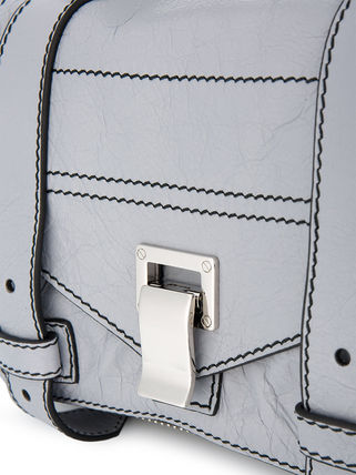 Proenza Schouler ハンドバッグ 18SS PS127 ZIP PS1+ TINY SATCHEL(4)