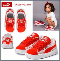 PUMA(プーマ) キッズスニーカー 【PUMA】PUMA x HELLO KITTY Preschool Suede ★17㎝~22㎝