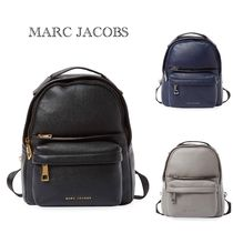 【Marc Jacobs】Leather Backpack☆Mサイズ☆関送込