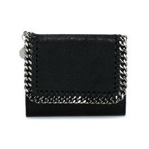 Stella McCartney★Falabella 三つ折り財布 Black 関税/送込