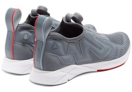 ... Reebok スニーカー  Reebok  Pump Supreme Low-top Mesh Trainers(4) ... 4da3489a8f
