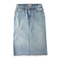 MOTHER(マザー) スカート MOTHER(マザー) THE SWOONER STRAIGHT A FRAY SKIRT