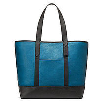 ☆COACH☆WEST TOTE IN COLORBLOCK