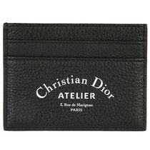 DIOR HOMME Leather Card Holder ブラック関税送料込み