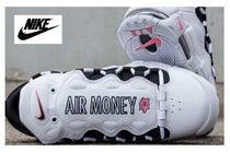 最安!Nike Air More Money Men's エアモアマネー★AJ2998-101