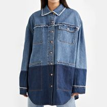 Acne(アクネ) 2tone denim jackets