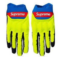 18SS☆Supreme Fox Racing Bomber Gloves レーシンググローブ