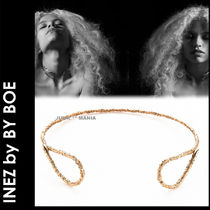 Inez(イネス) ネックレス・ペンダント ■SALE★3-7日着/追跡付【即日発送・INEZ by boe】MICA COLLAR