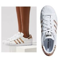 完売前に!!☆adidas☆ SUPERSTAR leopard