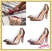 18SS新作★Christian Louboutin★Degrastrass パンプス 100mm