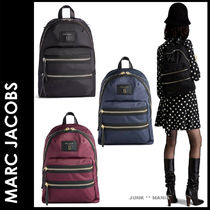 MARC JACOBS(マークジェイコブス) マザーズバッグ ★3-7日着/追跡&関税込【即発・MARC JACOBS】BACKPACK
