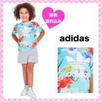 adidas Originals All Over Print ☆Tシャツ&ショーツセット☆