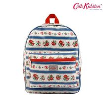 Cath Kidston★KIDS RIBBON ROSE PADDED RUCKSACK CREAM