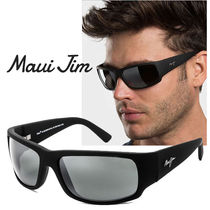 Maui Jimマウイジム WORLD CUP Black Rubberサングラス 266-02MR