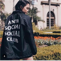 【翌日国内発送】ANTI SOCIAL SOCIAL CLUB Grove Jacket