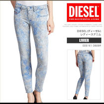 DIESEL LIVIER ANKLE STRETCH 0828R スーパースリム DSF3008